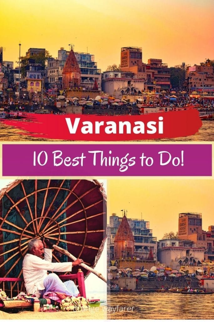 Varanasi Travel Blog for the first time traveler. Solo female travelers guide to explore Varanasi. Things to do in Varanasi. Best time to visit in varanasi. Exploring the ghats of Varanasi. Offbeat things to do in Varnasi. #sarnath varanasi safe Travel Tips. #varanasi #india #indiandestinations #bestofindia #indiatravel #varanasighats