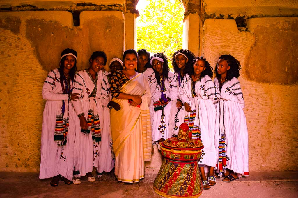 traveling in Ethiopia Photo blog: taking photographs of the locals of Ethiopia