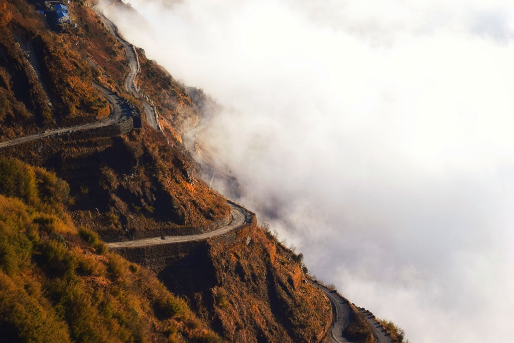 The Old SIlk route of Zuluk