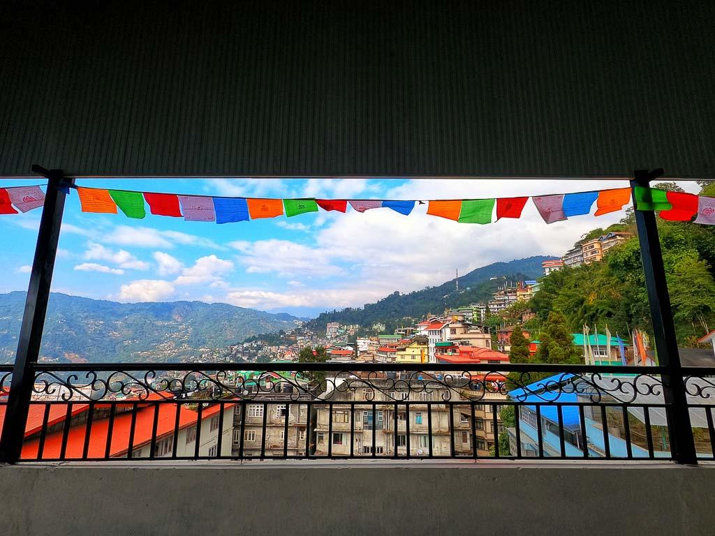 Gangtok Mall road