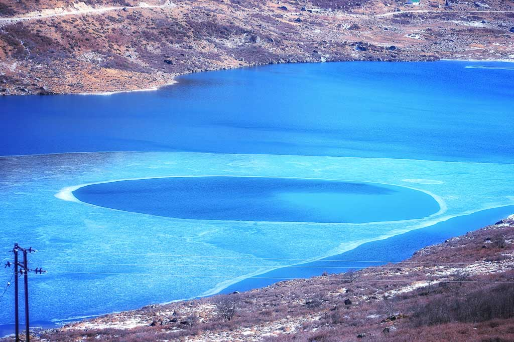 Glacial Lakes on Old Silk Root Zuluk