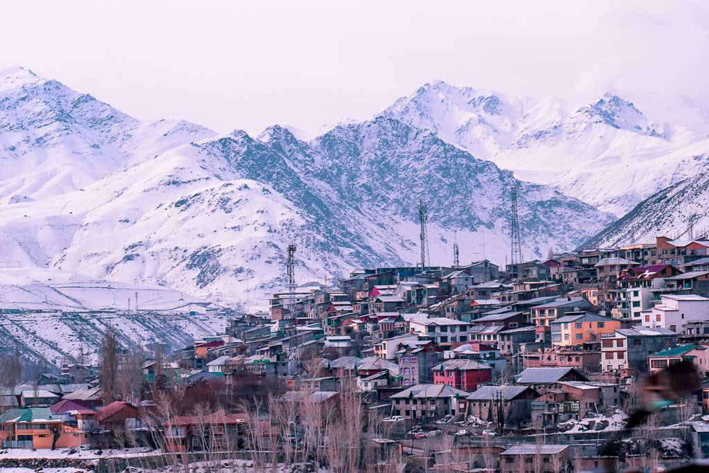 Kargil winter destination