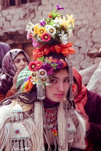 Aryan Village Cultural Program: Ethnic dress of India's rare tribe from Himalayas