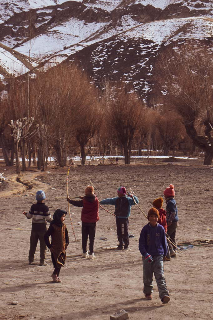 archery: traditional sports of Kargil