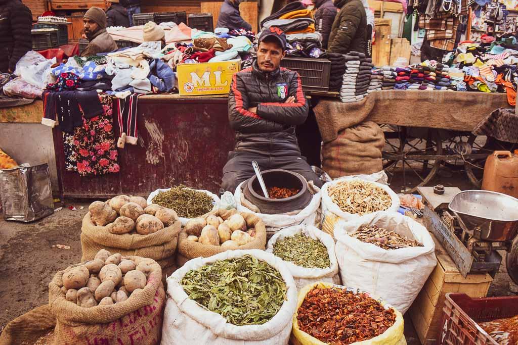 Kargil APo Bazar