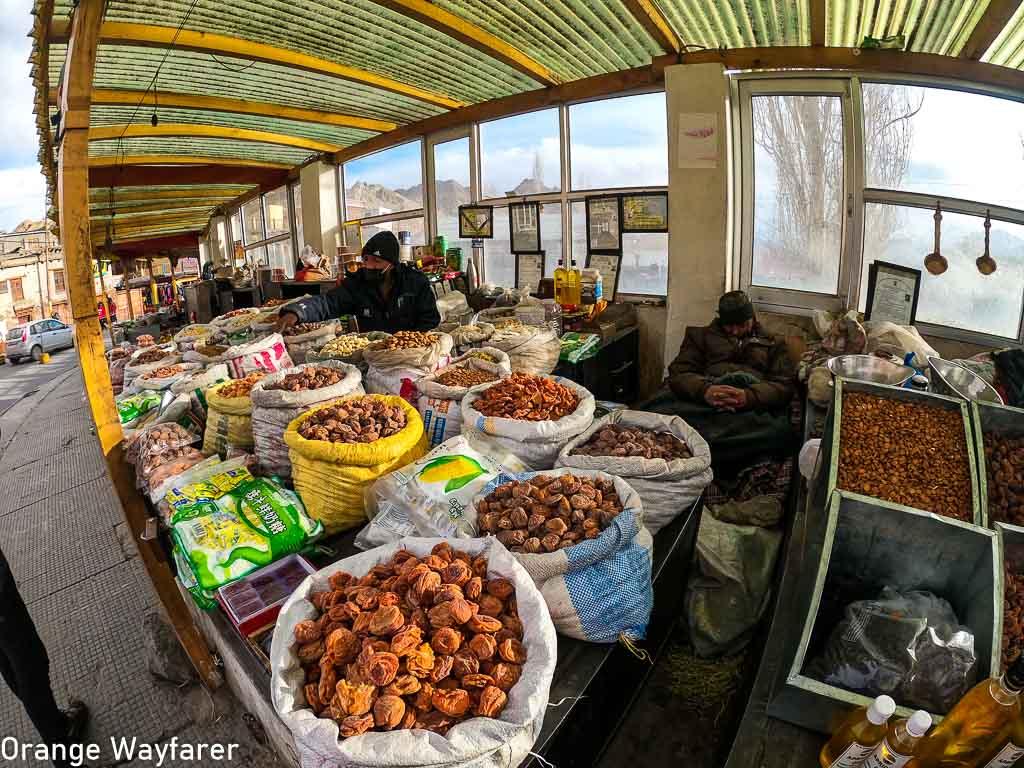 Leh Market Guide