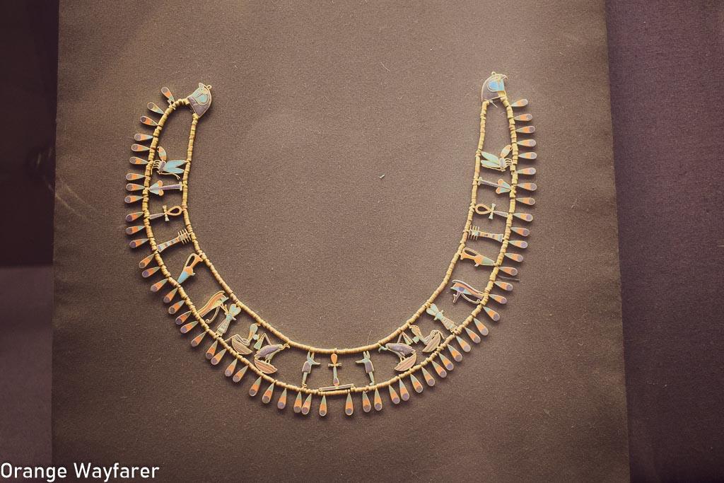 Travel tips for Egypt: Tutankhamen's treasure in Egypt