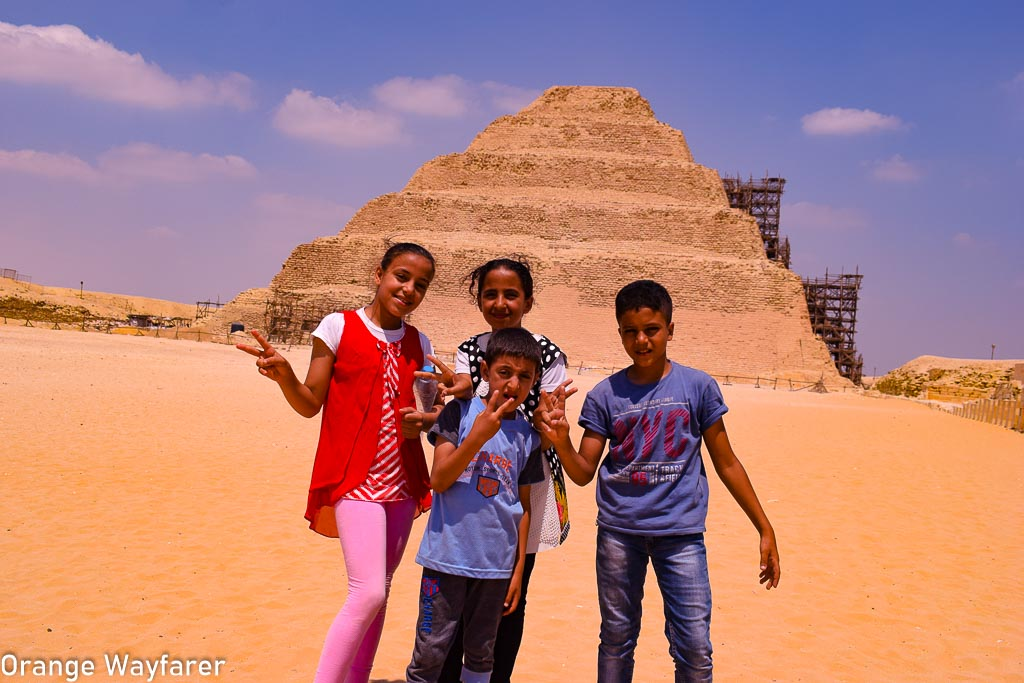 Scams in Egypt