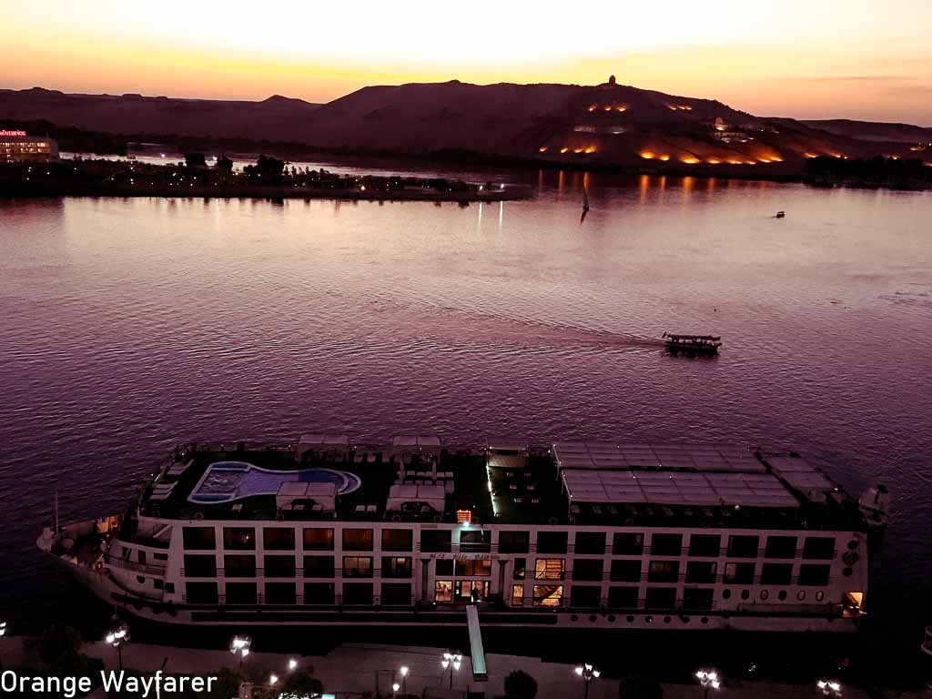 Nile cruise: Travel guide for Egypt