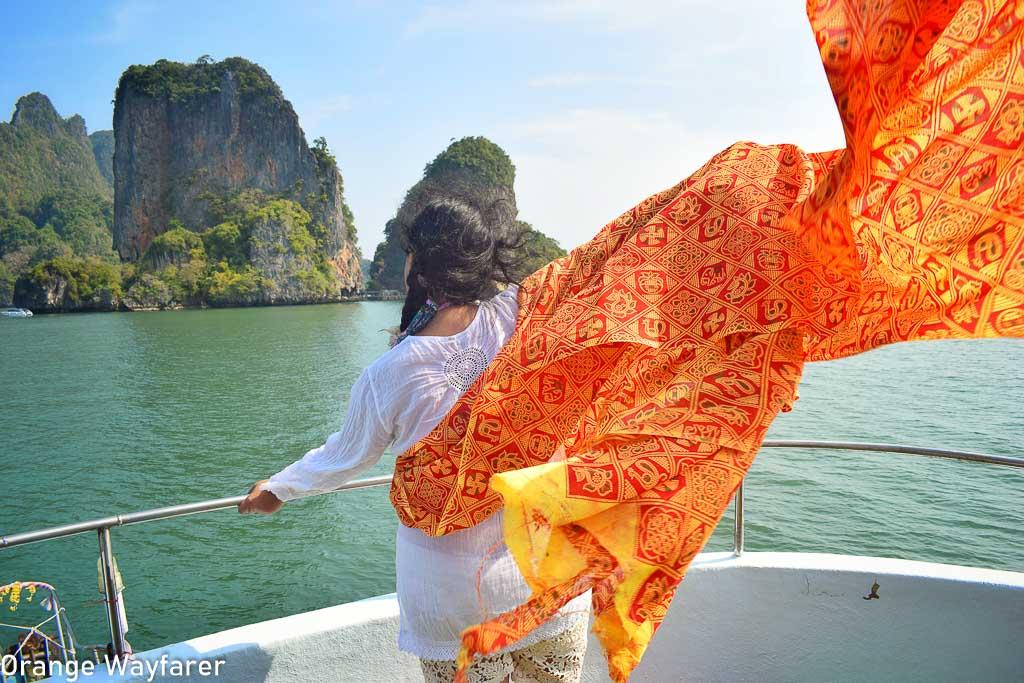 beautiful islands in thailand: Phang nga bay tour Koh Yao Yoi