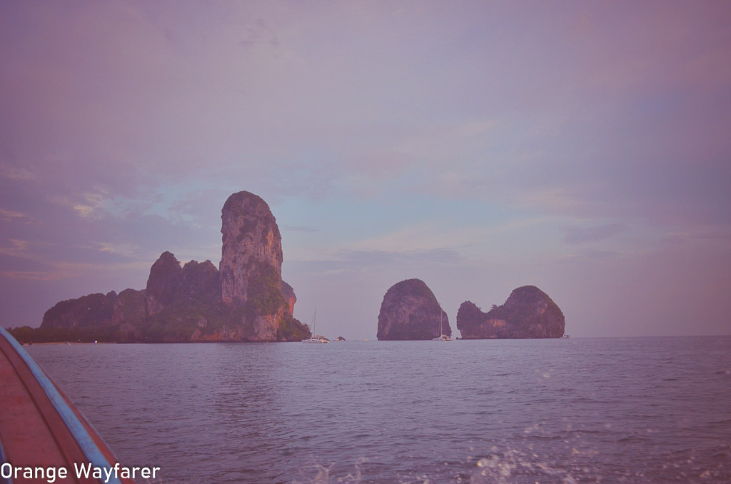 Railay island, thailand