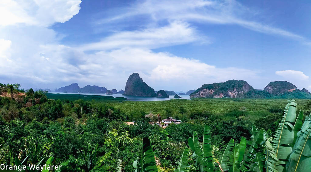 Samet Nangshe View pointL Phang Nga bay travel guide