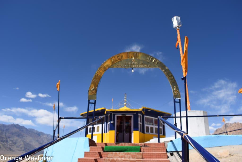 Gurudwara Patthar Sahib: Sikh Shrine in Leh