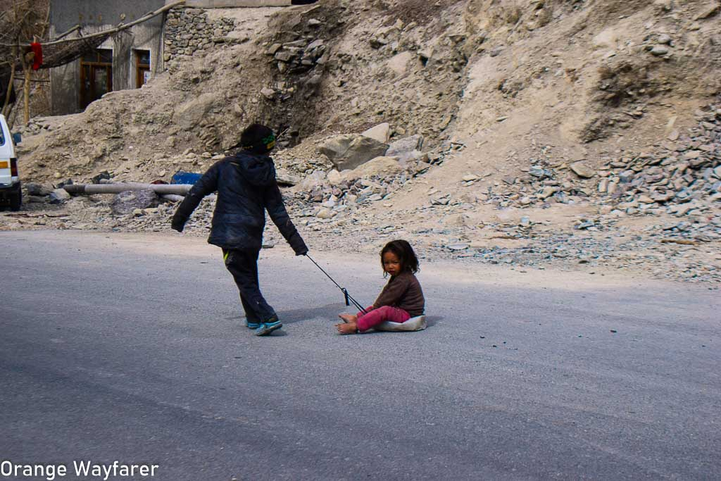 Day trips from Leh: Chiling village