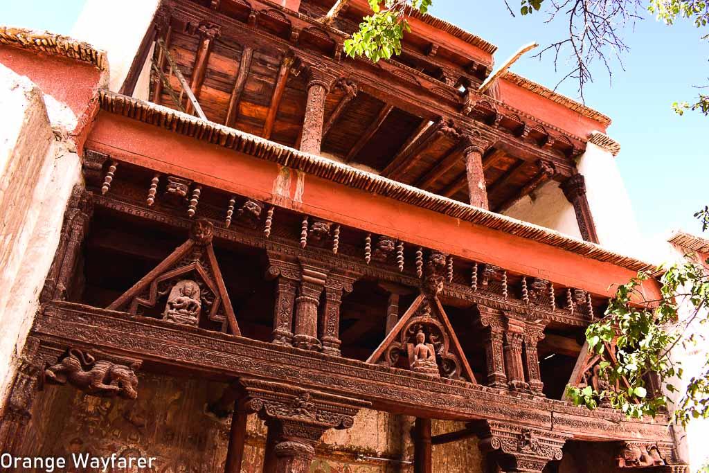 Alchi Monastery: Offbeat things to do in Leh