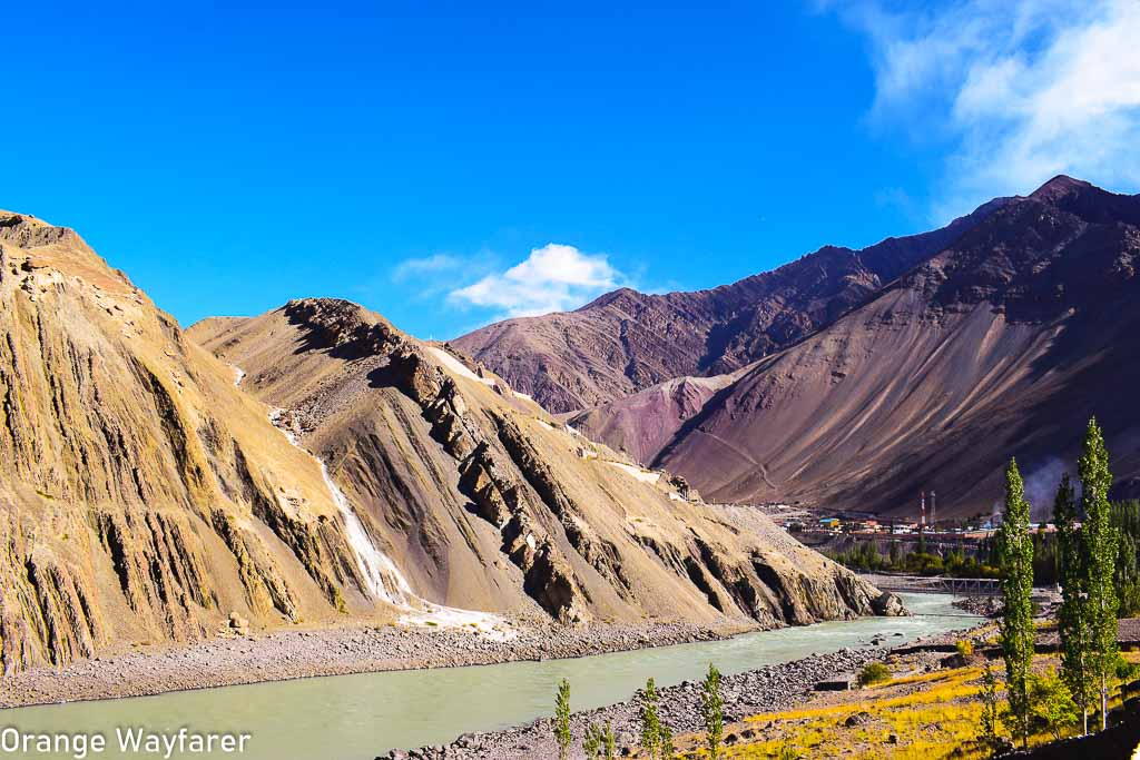 Indus river: 5 days travel itinerary for Leh
