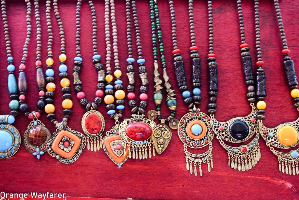 Leh Night Market and souvenirs from Leh: Things to do in Leh