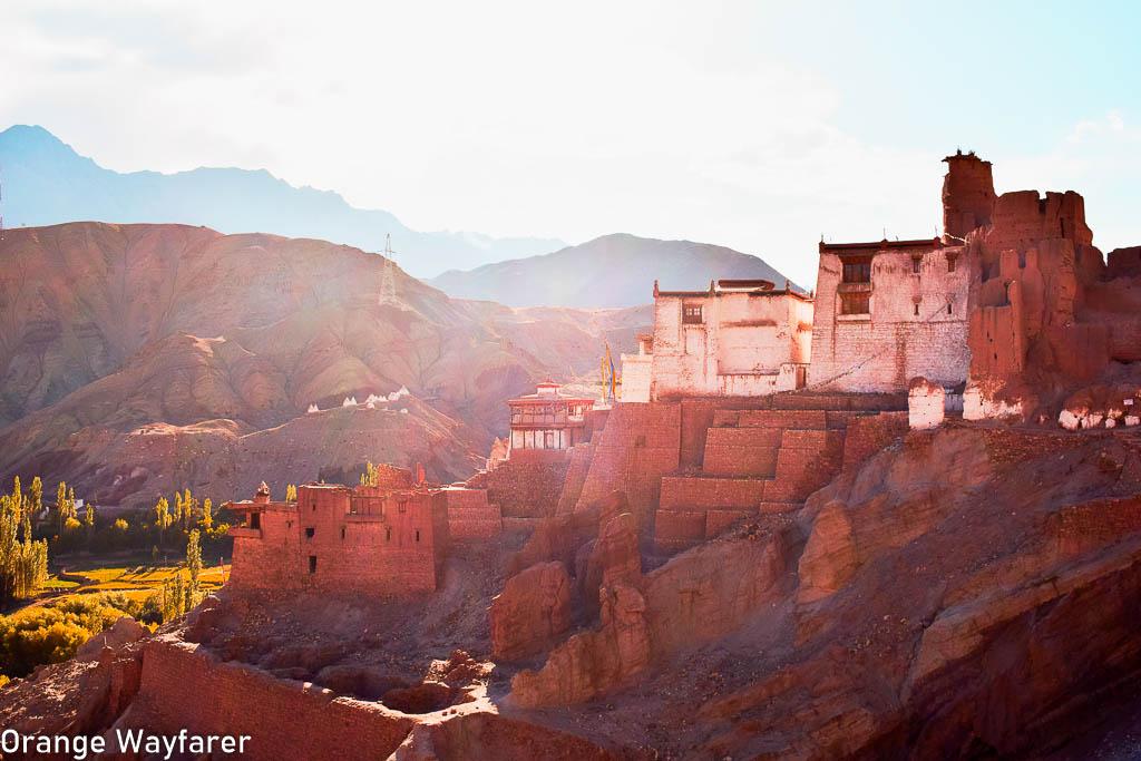 Basgo monastery: 5 days traveling in Leh offbeat guide