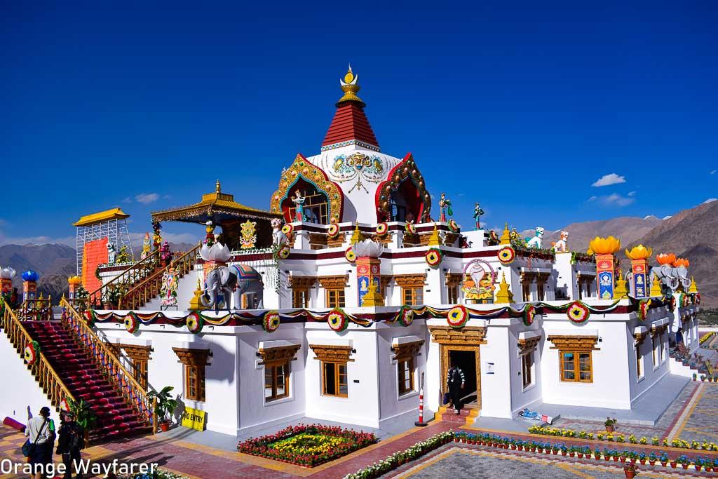 Hemis Monastery: Naropa festival in Leh