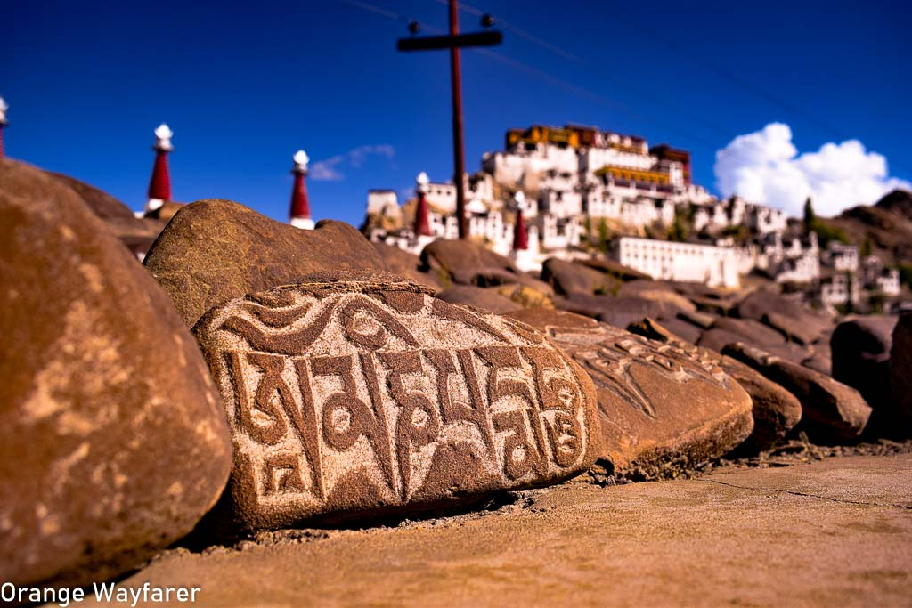 Thiksey Monastery: Offbeat things to do in Leh