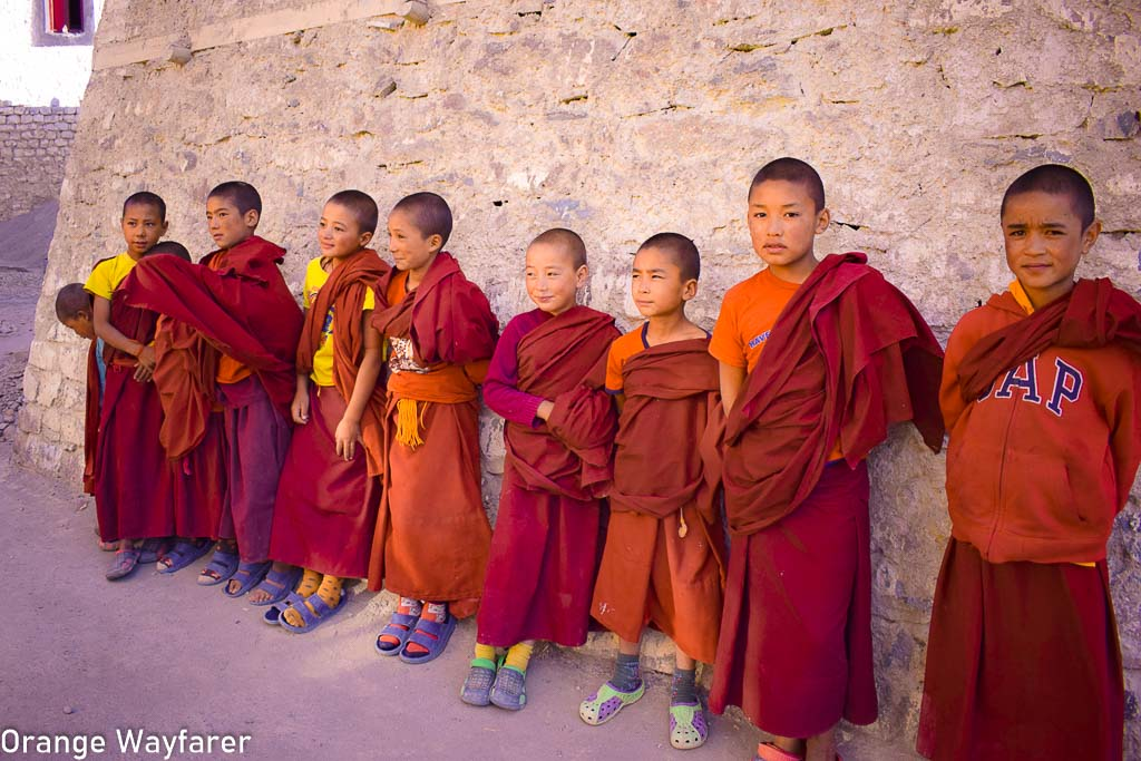 Lamayuru Monastery: Offbeat things to do in Leh