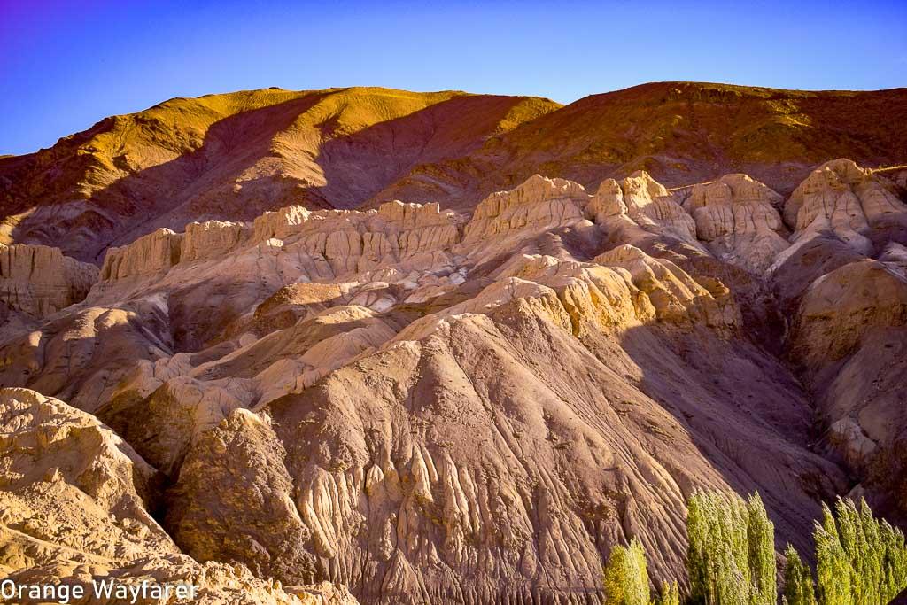 Lamayuru Moonland: offbeat things to do in Leh
