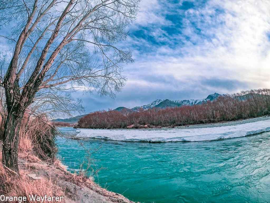 Gufuk Marshland by river Indus: Offbeat things to do in Leh